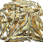 Organic Dried Anchovy Stolephorus Fish 8oz, 1LB, 2LBS & 5LBS US Seller