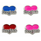 """16 Brand10PCS!! 7MM """"Mom"""" Floating charms Zinc Alloy Fit Floating lockets Charms"""