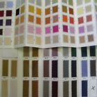 100% Pure Silk Color Cards of Dupioni, Taffeta & Raw Silk by kSrishti - **Free
