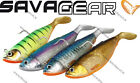 Savage gear Cutbait Jigging Fishing, 2SOFT BODIES+1HEAD,2Sizes, Different colors