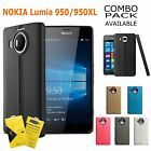 SHOCKPROOF &ANTI-SCRATCHES Soft Case Cover For MICROSOFT NOKIA Lumia 950 & 950XL