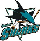 San Jose Sharks #3 NHL Team Logo Vinyl Decal Sticker Car Window Wall Cornhole