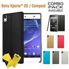 Sony Xperia Z5 / Compact Case Cover, Shockproof Anti-scratches Hybrid Protection