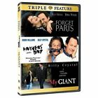 Forget Paris/Father's Day/My Giant (DVD, 2006, 2-Disc Set, Dual Side)