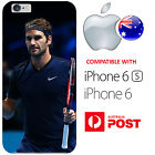 iPhone 6 6S Case Cover Silicone Nick Kyrgios Tennis Aussie Roger Federer AUS