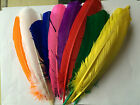 RED INDIAN QUILLS FEATHERS DREAM CHATCHER CRAFTS