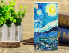 Oil Painting Various Pattern Painted Back PC Hard Case Cover For Huawei Honor