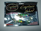 "TRABUCCO CAPTURE SHAD SILVER FISH 4""/10cm LURES VARIOUS COLOURS"