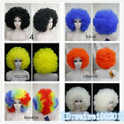 Clown Football Supporter wig Christmas wig party wigs  High quality