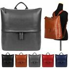 NEW Women's Fashion Mesh Design Faux Leather Square Backpack (Free Shipping)