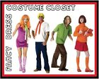 Book Week Scooby Doo Fancy Dress Costume Cartoon TV Velma Shaggy Fred Daphne