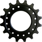 High Quality Black Superlight Alloy Fixie / Fixed Cog 1/2 x 1/8  -  ACOR BRANDED