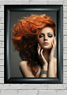 HAIR SALON, HAIRDRESSER, BARBER, POSTERS UPTO A1 SIZE,  FRAMES AVAILABLE