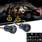 2 X LED Welcome Projector Logo Luces Ghost Shadow Car Door Light For ALL Model