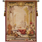 Le Port De Toscane French Tapestry Wall Hanging