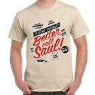 Maglietta Divertente Uomo T-Shirt Serie TV Breaking Bad Better Call Saul Goodman