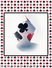 Poker Casino Night birthday Party Wraps Cupcake Cases Cake Wrappers Cup Cake