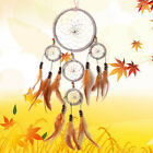 """Handmade Dream Catcher with Feather Wall Hanging Decoration Ornament-27.55"""" Long"""