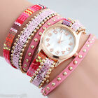 HX 1PC New Fashion Quartz DIY Multilayer Bracelet Watch For Women