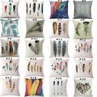 Fashion Decor Throw Pillow Cover Case Sofa Chair Seat Cushion Cover Pillowcase