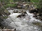 Historic Gold Mining District California Gold Mine Placer Creek Water Claim
