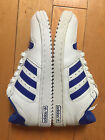 ADIDAS DECADE LO * DAMAGED * WHITE ROYAL KIDS GS SZ 6 Y  552990