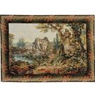 Lakeside Rendezvous Italian Tapestry Wall Hanging