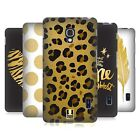 HEAD CASE DESIGNS GRAND AS GOLD HARD BACK CASE FOR LG PHONES 3