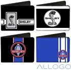Wallet Shelby Cobra GT 350 500 Ford Mustang