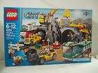 LEGO City Construction - The Mine 4204 - BRAND NEW SEALED retired set