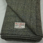 Harris Tweed Fabric & labels 100% wool Craft Material - various Sizes code.apr89