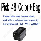 35A Touchthree 6 12 24 36 48 60 162 Color Sketch Marker Pen Bag Manga Twin Tip