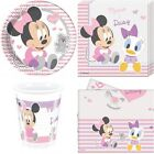 Infant Baby Minnie Mouse- Party Supplies Choose Required Item