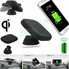 360° Rotate Qi Car Wireless Charger Charging Pad Mount Holder for Samsung S7 S6