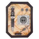 Heritage of Scotland Pewter Scottish Boxed Clan Gift Set - Names A to G