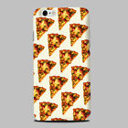 Pizza Yummy Food Hard Back Phone Case Cover
