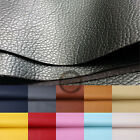 Lychee PU Leather Fabric Faux Leatherette Vinyl Interior Sofa Upholstery Sewing