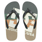 Infradito DC Shoes Sandals Spray Graffik Green Espresso