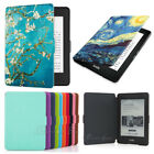 Leather Kindle Touch Case Cover for Amazon Kindle Paperwhite 1 2 3 10th Gen 2018, usado segunda mano  Embacar hacia Argentina