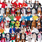 Mens Carry Me Adult Fancy Dress Mascot Costume Stag Party Novelty Fun Outfits