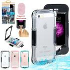 Shockproof 10M Waterproof Finger-prints Screw Case Cover For iphone7 6S Plus 5.5