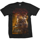 Star Wars Ep VII The Force Awakens Official T-shirt - Chewbacca Composition £11.95 GBP on eBay