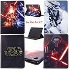 Star Wars Painted Patterned Smart Flip Stand Leather Case Cover For iPad Pro 9.7 $14.14 CAD