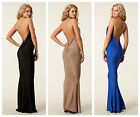 New HONOR GOLD BNWT £85 Fishtail Sexy Towie Club Party Long Gown Maxi Dress
