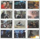 "James Bond Archives 2014: ""Tomorrow Never Dies"" Set Gold Parallel Selection $5.6 AUD"