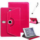 "For Barnes & Noble Nook HD+ 9"" / HD 7"" Tablet Universal Flip Leather Case Cover"