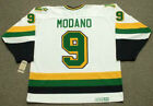 MIKE MODANO Minnesota North Stars 1991 CCM Vintage Home NHL Hockey Jersey