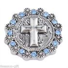 Gift Wholesale Snap Button Crystal Fashion Jewelry Tibetan For Bracelet #3