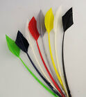 One Arrowhead Feather Quill for Millinery, Hair Fascinators, Hats and Crafts