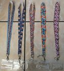 Disney's It's A Small World Ride Lanyard for Pin Trading inc. Waterproof Holder